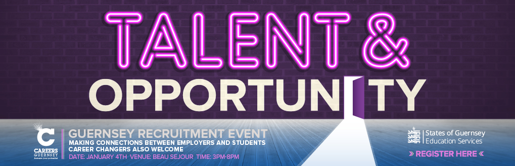 Talent and Opportunity recruitment event